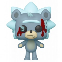 RICK AND MORTY - VINYL FIGURE POP N° 662 - TEDDY RICK (CHASE)