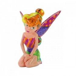 DISNEY - PETER PAN - FIGURINE 15 CM - SHOWCASE COLLECTION - BRITTO - TINKER BELL