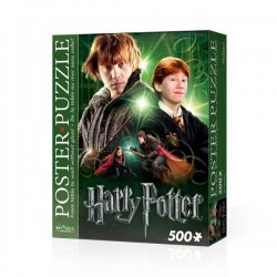 HARRY POTTER - PUZZLE POSTER 48X66 500 PIECES - RON WEASLEY
