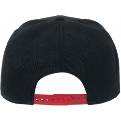 GAMES - DUNGEONS & DRAGONS - CASQUETTE SNAPBACK - LOGO-1