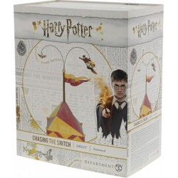 HARRY POTTER - REPLIQUE 25 CM - CHASING THE SNITCH-1