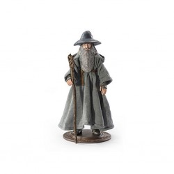 THE LORD OF THE RINGS - FIGURINE 17 CM - GANDALF THE GREY