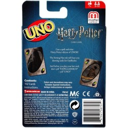 HARRY POTTER - UNO (UK ONLY)-1