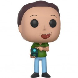 RICK AND MORTY - VINYL FIGURE POP N° 302 - JERRY