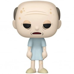 RICK AND MORTY - VINYL FIGURE POP! N° 693 - HOSPICE MORTY
