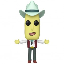 RICK AND MORTY - VINYL FIGURE POP! N° 691 - MR. POOPY BUTTHOLR AUCTIONEER