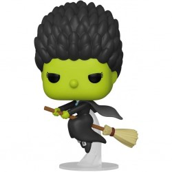 ANIMATION - THE SIMPSONS : TREEHOUSE OF HORROR - VINYL FIGURE POP! N° 1028 - WITCH MARGE