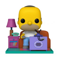ANIMATION - THE SIMPSONS - VINYL FIGURE POP N° 909 - COUCH HOMER