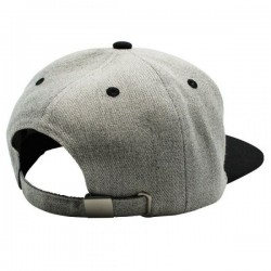 ASSASSIN S CREED - CASQUETTE SNAPBACK GREY - CREST-1