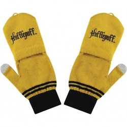 HARRY POTTER - MOUFLES MITAINES - HUFFLEPUFF-1