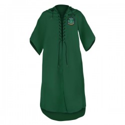 HARRY POTTER - ROBE DE QUIDDITCH - SLYTHERIN PERSONNALISABLE (L)