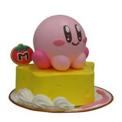 NINTENDO - KIRBY - FIGURINE 6 CM - PALDOLCE COLLECTION VOL. 2 - KIRBY FLAN