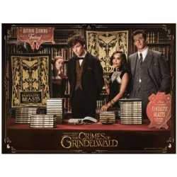 FANTASTIC BEASTS - THE CRIMES OF GRINDELWALD - PUZZLE 1000 P - PERSONNAGES-1