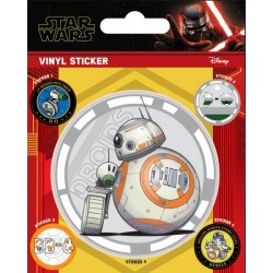 STAR WARS - THE RISE OF SKYWALKER - VINYL STICKERS - DROIDS
