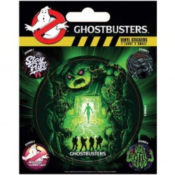 GHOSTBUSTERS - VINYL STICKERS - GHOSTS AND GHOULS
