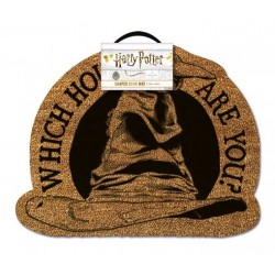 HARRY POTTER - PAILLASSON 40X50 - SORTING HAT