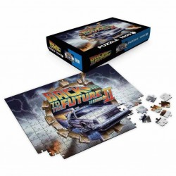 BACK TO THE FUTURE - PUZZLE 1000 PIECES - BACK TO THE FUTURE II-1