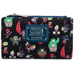 MARVEL - PORTEFEUILLE - LOUNGEFLY - SKOTTIE YOUNG CHARACTER