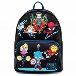 MARVEL - SAC A DOS - LOUNGEFLY - SKOTTIE YOUNG CHARACTERS