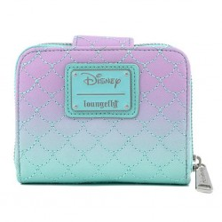 DISNEY - THE LITTLE MERMAID - PORTEFEUILLE - LOUNGEFLY - DAY DINGLEHOPPER SCALES-1