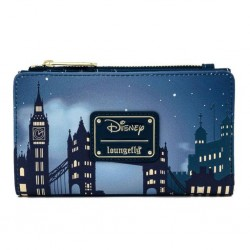 DISNEY - PETER PAN - PORTEFEUILLE - LOUNGEFLY - SECOND STAR FLAP-1