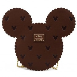 DISNEY - MICKEY MOUSE - SAC A BANDOULIERE - LOUNGEFLY - ICE CREAM SANDWICH