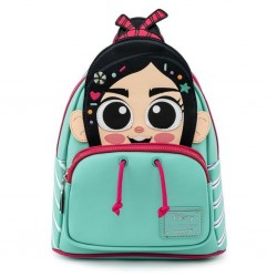 DISNEY - WRECK-IT RALPH - SAC A DOS - LOUNGEFLY - VANELLOPE-1
