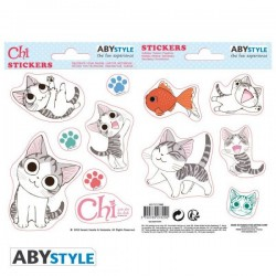 MANGAS - CHI - STICKERS 16X11 - 2 PLANCHES - CHI