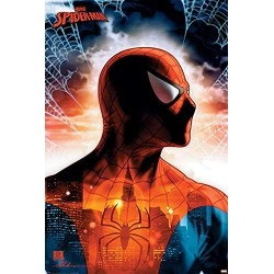 MARVEL - SPIDER-MAN - POSTER 61X91.5 - PROTECTOR OF THE CITY