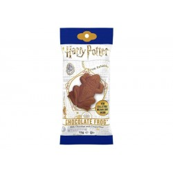 HARRY POTTER - BONBONS - CHOCOLATE FROG 15G + CARD