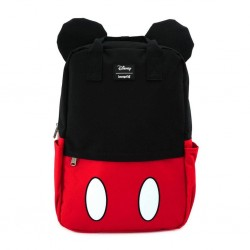 DISNEY - MICKEY MOUSE - SAC A DOS 29X44X13 CM - LOUNGEFLY - MICKEY MOUSE COSPLAY