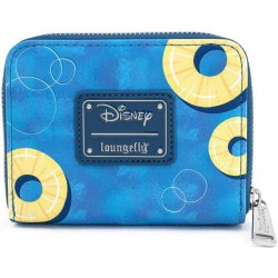 DISNEY - LILO AND STITCH - PORTEFEUILLE - LOUNGEFLY - PINNEAPPLE FLOATY SCRUMP-1