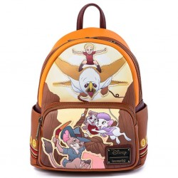DISNEY - THE RESCUERS DOWN UNDER - SAC A DOS - LOUNGEFLY - MINI PU