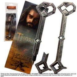 THE HOBBIT - STYLO + MARQUE-PAGE - CLE DE THORIN