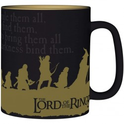 LORD OF THE RINGS - MUG 460 ML - GROUPE