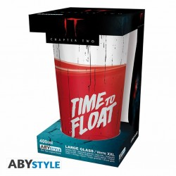 HORROR - IT - VERRE XXL 400 ML - TIME TO FLOAT-1