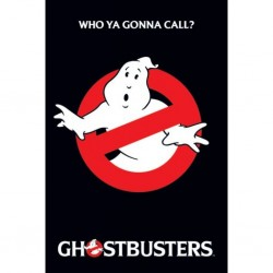 GHOSTBUSTERS - POSTER 61X91.5 - LOGO