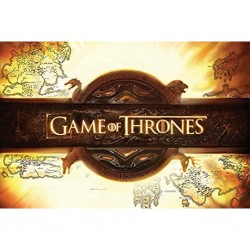 GAME OF THRONES - POSTER 61X91.5 - LOGO