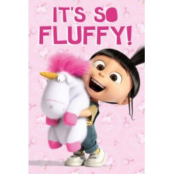 ANIMATION - DESPICABLE ME - POSTER 61X91.5 - IT S SO FLUFFY