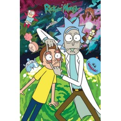 RICK AND MORTY - POSTER 61X91.5 - WATCH