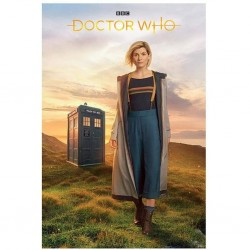 DOCTOR WHO - POSTER 61X91.5 - 13TH DOCTOR