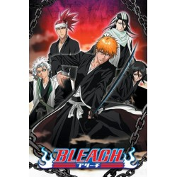 MANGAS - BLEACH - POSTER 61X91.5 - CHAINED