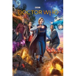 DOCTOR WHO - POSTER 61X91.5 - CHAOTIC