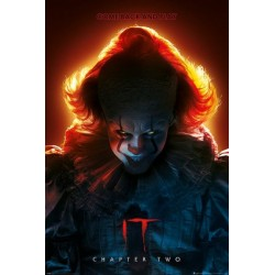 HORROR - IT : CHAPTER TWO - POSTER 61X91.5 - COME BACK AND PLAY