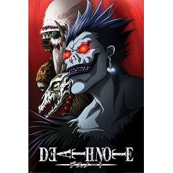 MANGAS - DEATH NOTE - POSTER 61X91.5 - SHINIGAMI