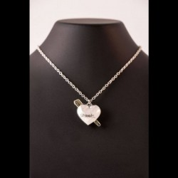 MOVIES - DRACULA - COLLIER EN METAL - HEART (LIMITED EDITION)