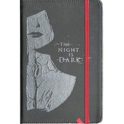 GAME OF THRONES - NOTEBOOK - THE NIGHT IS DARK AND FULL OF TERRORS-1