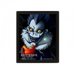 Death Note - Cadre 3D...