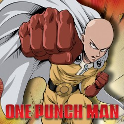 One Punch Man - Toile 40 x...