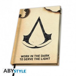 Assassin's Creed - Notebook...